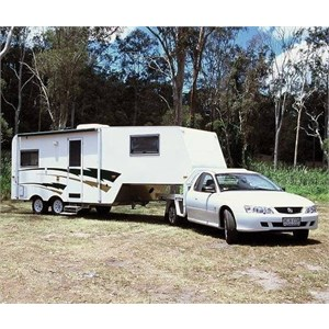 Fifth Wheel Caravans