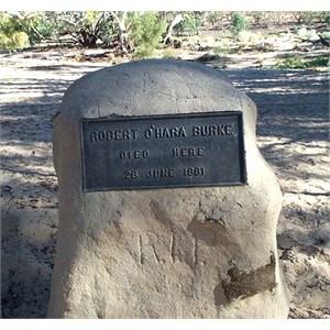 Innamincka Memorials and Markers