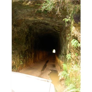 Zeehan Spray Tunnel