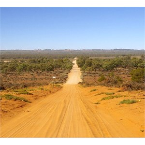 Wentworth to Renmark via Old Coach Road
