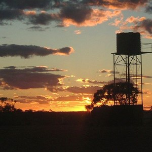 Winton to Longreach