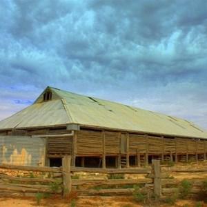 Mungo NP via Top Hut Road
