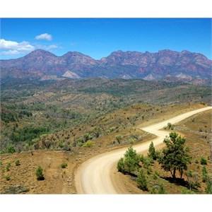 Bunyeroo Gorge Scenic Drive