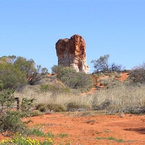 Chambers Pillar