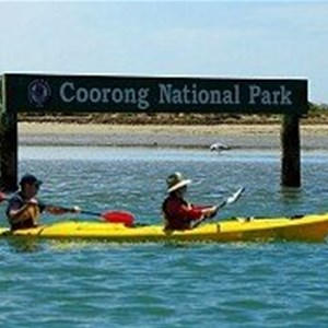 Coorong National Park Waterways
