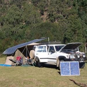 Bendethera Camp Site