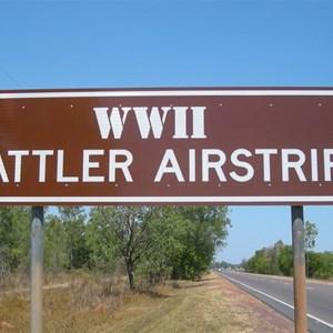 World War II Airstrip Sattler