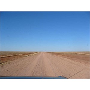 Birdsville Dev Rd & Planet Arrabury Rd