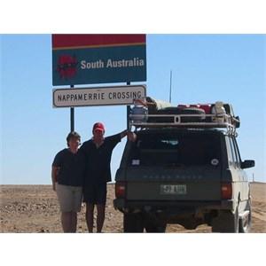 Adventure Way, SA-QLD Border