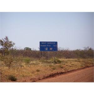 Tanami Rd, WA-NT Border