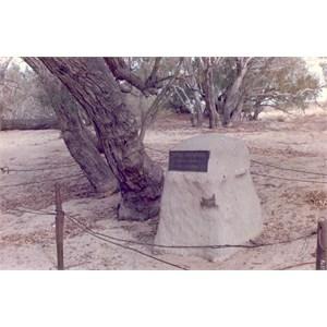 Burke's Monument