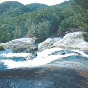 Roaring Meg Falls