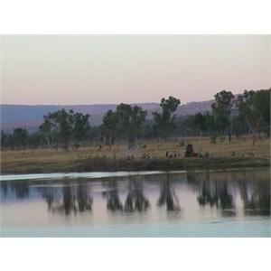 East Bank Pentecost River