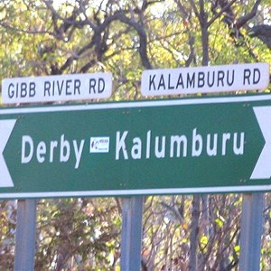 Gibb River Rd & Kalumburu Rd