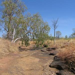 Dry season Sept 05