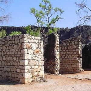 Lillimilura Police Station Ruins