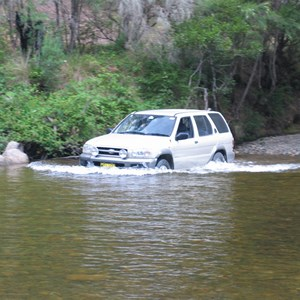 Ford over Murray River