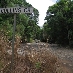 Collins Creek, Bloomfield Track