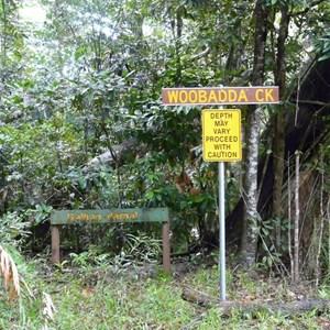Woobadda Creek, Bloomfield Track