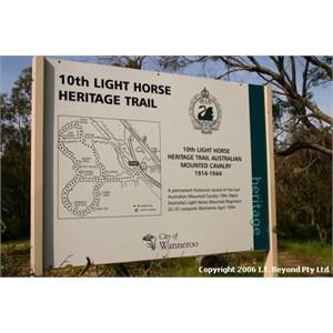 10th Light Horse Memorial