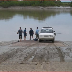 South Alligator River - Boat Ramp