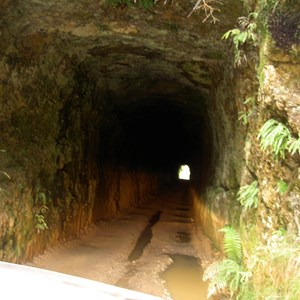 Spray Tunnel, Northern End