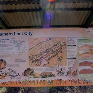 Southern Lost City