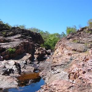 Suprise creek falls