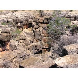 Camooweal Caves