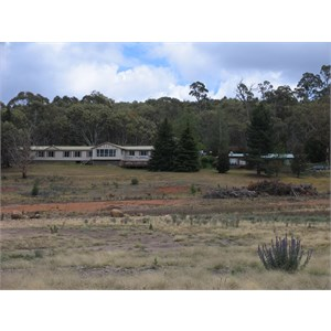 Lodge from Eucumbene River