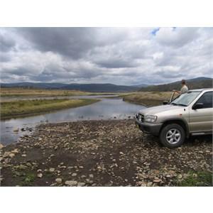 Eucumbene River instead of Lake Jan 07