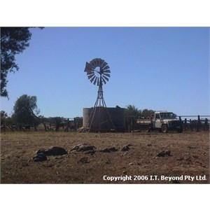 CSR Well 9 (Weld Spring)
