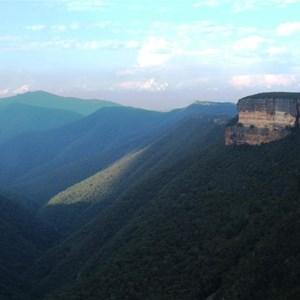 Kanangra Range
