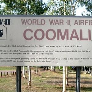 World War II Airstrip Coomalie