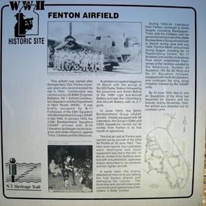 World War II Airstrip Fenton