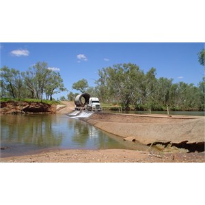 Cloncurry River Crossing