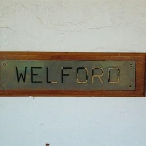Welford