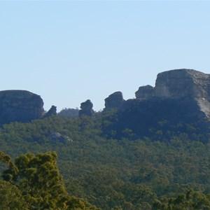 Spyglass Peak