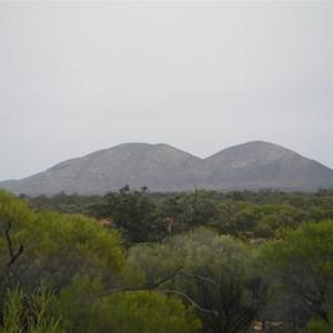 Mount Finke