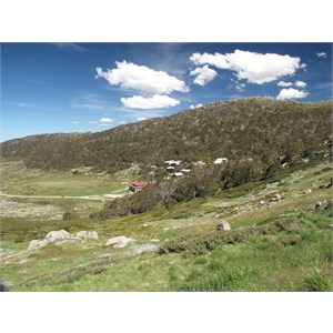 Charlotte Pass Ski Resort