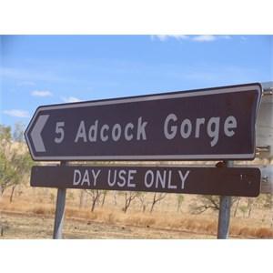 Adcock Gorge