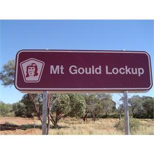 Mount Gould Lockup