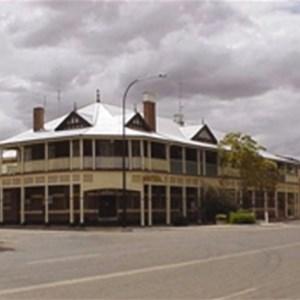 Bruce Rock Hotel Motel