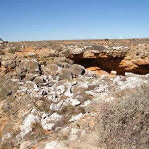 Old Homestead Cave