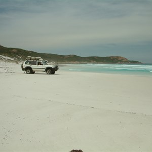 Lucky Bay - Cape Le Grand NP