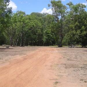 Manton River Rest Area