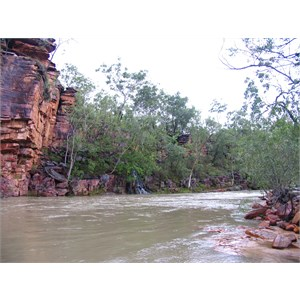 Umbrawarra Gorge Nature Park
