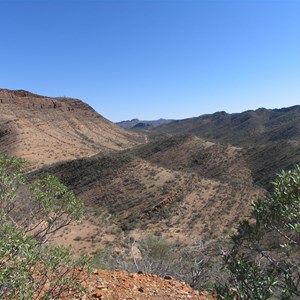 Gammon Ranges National Park
