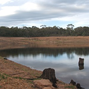 South Para Reservoir Water Supply Reserve