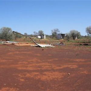 Mungilli Outstation Ruins